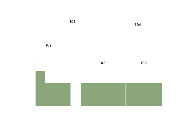 Building 1 ground floor plan